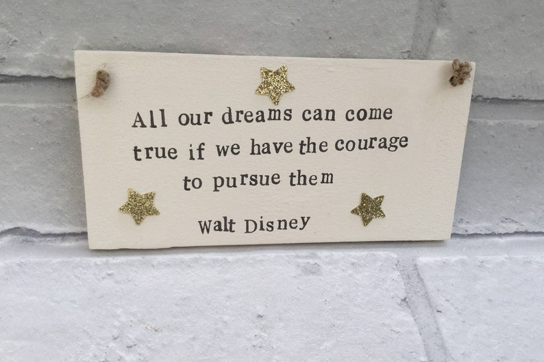 019306840d0f Walt Disney Disney plaque Disney quotes Family plaques | Etsy