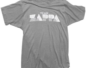 ab59c64f Frank Zappa T-Shirt - Frank Zappa Logo Tee