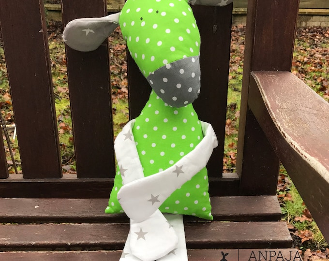 Green Cuddler