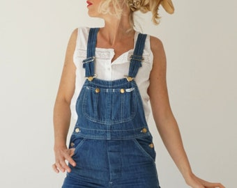 f2150a5a75 Vintage Denim Lee Overalls 26