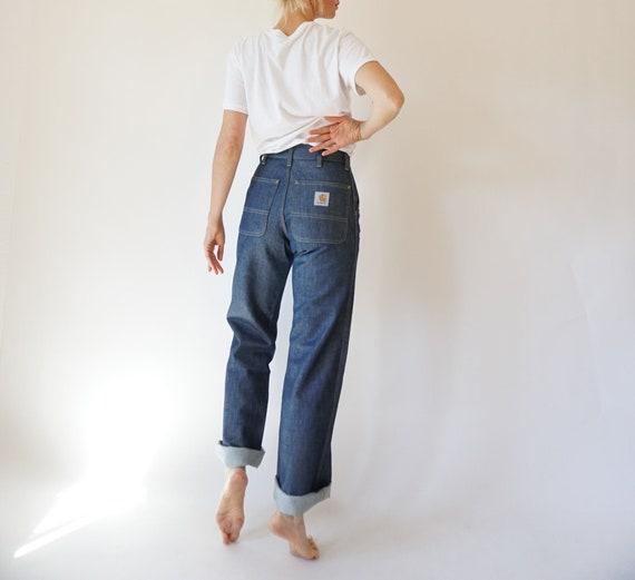 "Vintage Carhartt Painter's Pants 27"" W   Rigid Ind"