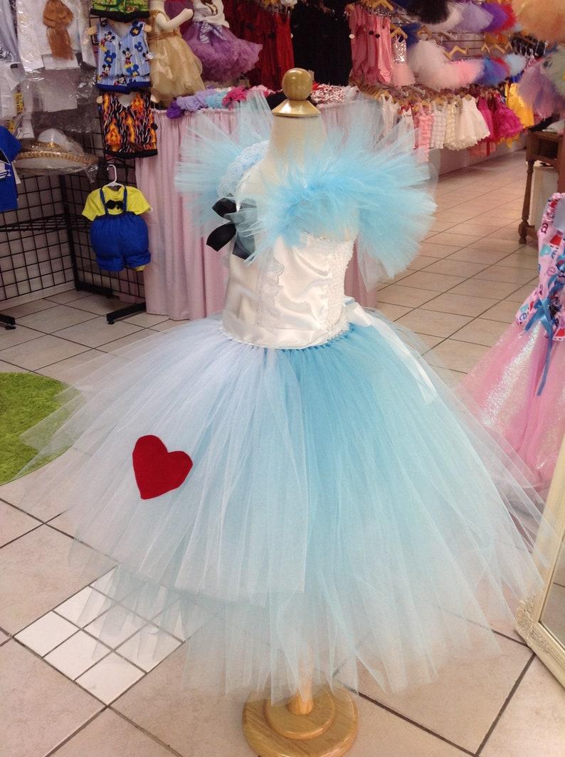 Alice und Wunderland inspiriert Tutu Kleid Wunderland | Etsy