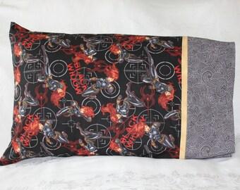 Black Widow pillowcase