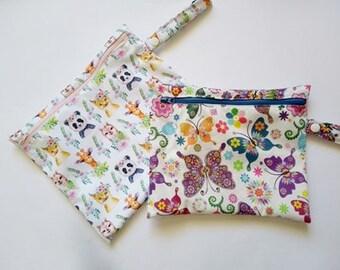 Medium Wet bag - water resistant bag sustainable.