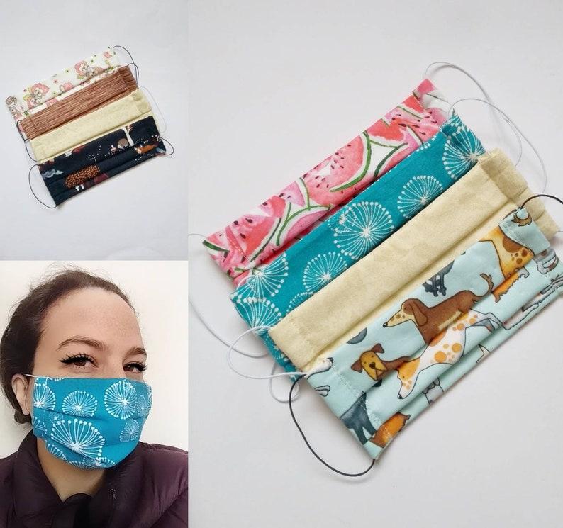Face masks image 0
