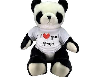 Anxiety Stuffed Animal, Panda Teddy Bear Etsy