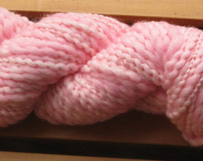 Thick-N-Thin, hand-dyed yarn, 100g - Candy Floss