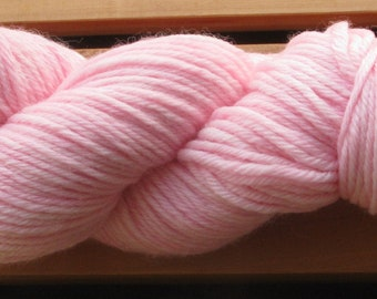 8Ply (DK), hand-dyed yarn, 100g - Candy Floss