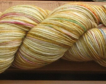 4Ply Merino, hand-dyed yarn, 100g - Random Dyed