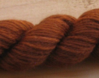 4Ply Merino 20g Mini - Chocolate