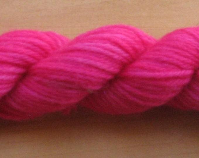 Sock (4ply) 20g Mini - Hot Stuff