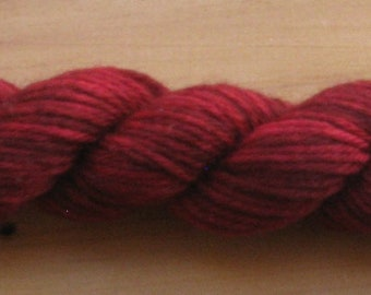 Sock (4ply) 20g Mini - Burgundy