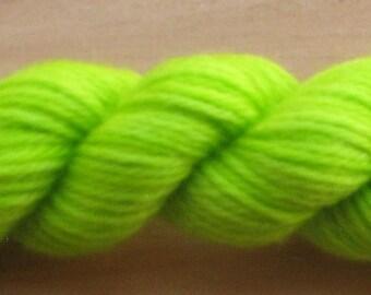 4Ply Merino 20g Mini - Lime