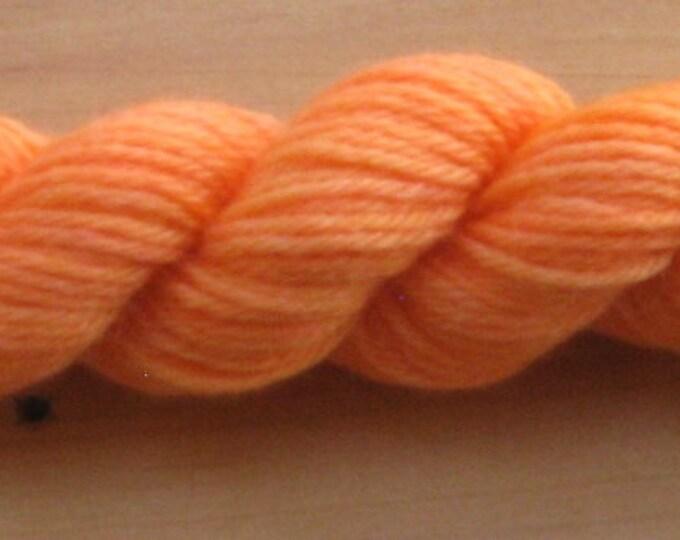 Sock (4ply) 20g Mini - Orange