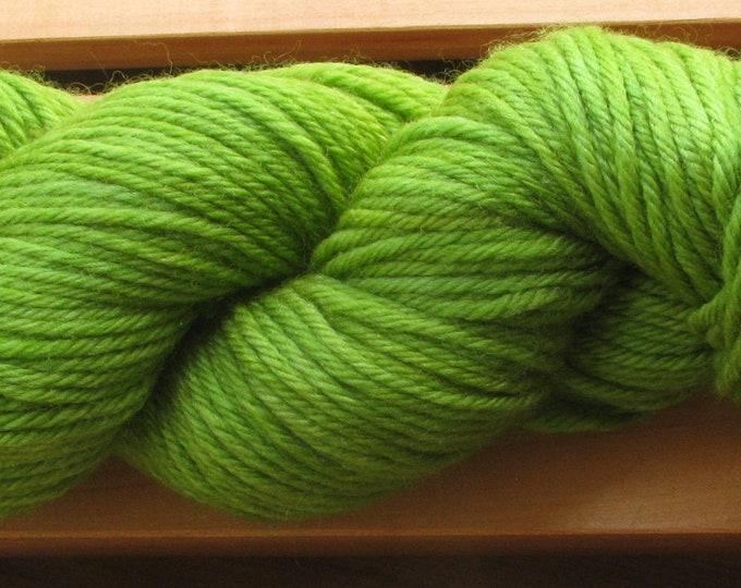 4Ply Merino, hand-dyed yarn, 100g - Moss