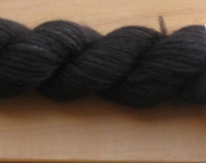 4Ply Merino 20g Mini - Nightmare Black