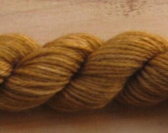 Sock (4ply) 20g Mini - Tan Suare