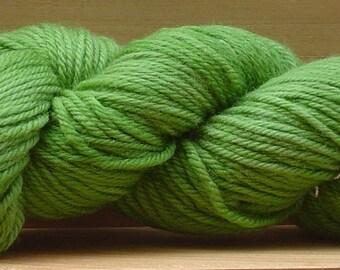 8Ply (DK), hand-dyed yarn, 100g - Moss