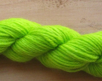 Sock (4ply) 20g Mini - Lime