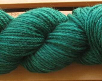 Sock (4ply), hand-dyed yarn, 100g - Moss