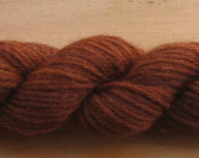 Sock (4ply) 20g Mini - Chocolate
