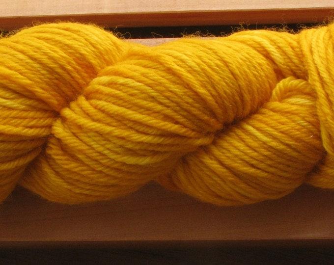 4Ply Merino, hand-dyed yarn, 100g - Fields Of Gold