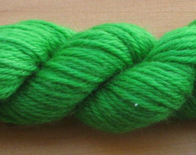4Ply Merino 20g Mini - Leaf Green