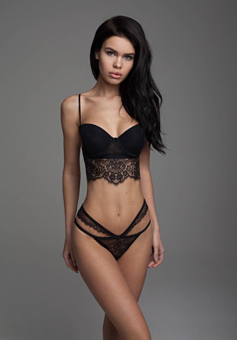 8f4d1aa99 See Through Lace Lingerie Bridal Lingerie Mash Women Underwear