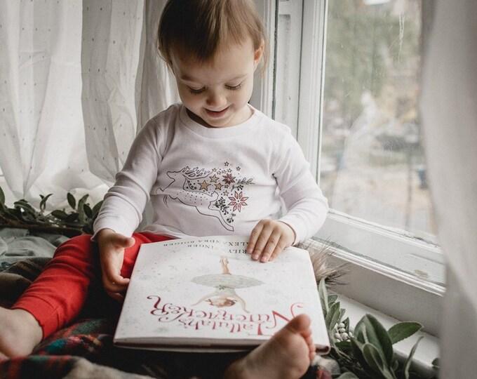 Holiday Reindeer | Toddler Pajamas