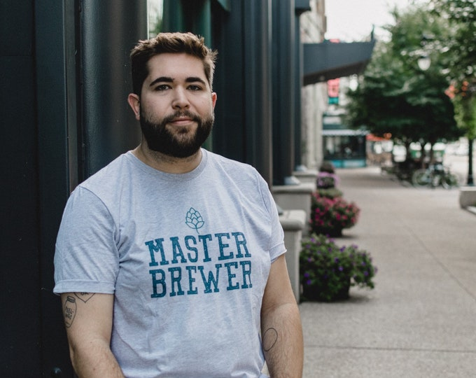 Master Brewer | Adult Unisex T-shirt