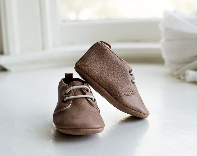 Princeton Brown | Baby Moxfords