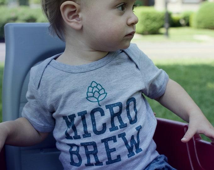 Micro Brew | Baby Bodysuit