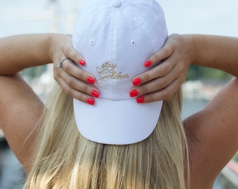 Stay Golden /// Adult Hat