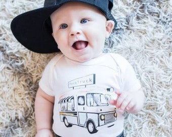 Taco Truck /// Baby Bodysuit