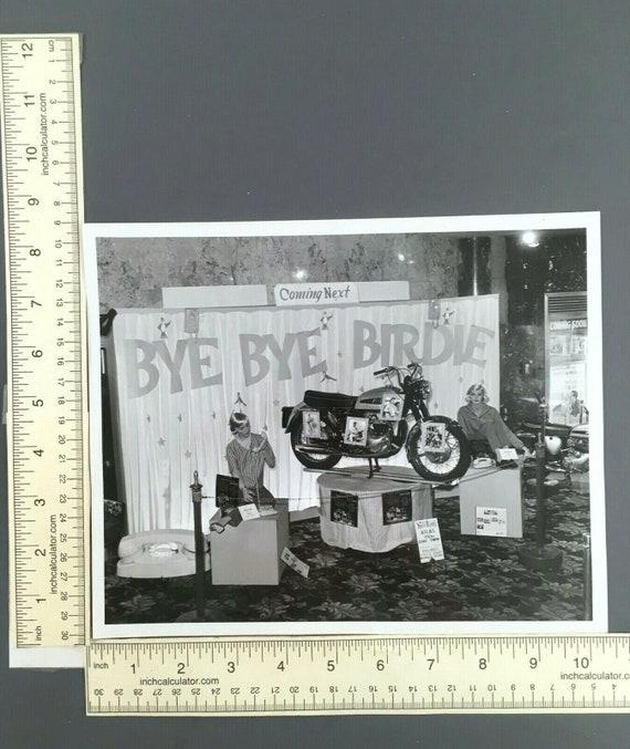 Risultato immagini per Bye Bye Birdie, motorcycle