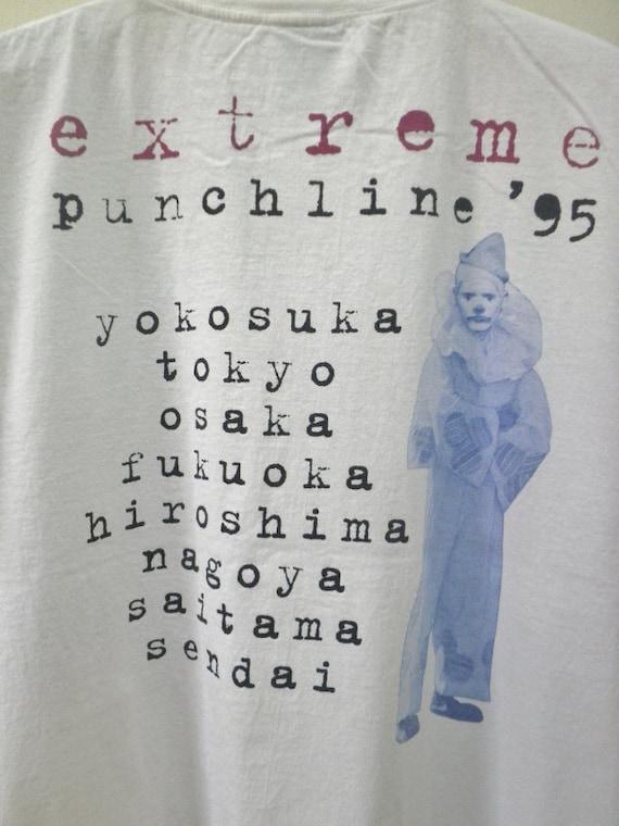 1995 Music Rare Vintage Sweats Bands Concert Graphic Black Shirt Large 90s Hong Kong Folk Festival Sweatshirt L XL