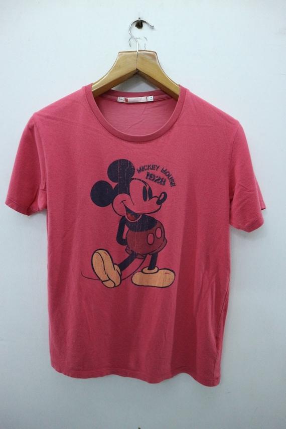 Official Disney Baby Gris Sweat-shirt Mickey Mouse et Pluto Haut à manches longues