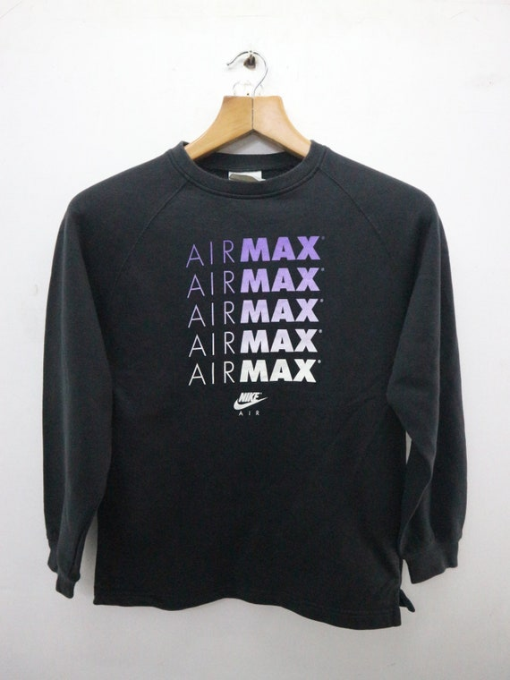 Nike air max sweater | Etsy