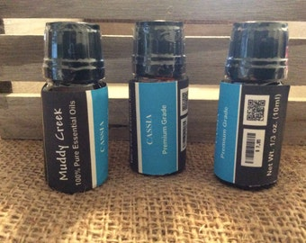 Cassia - 100% Pure Essential Oil