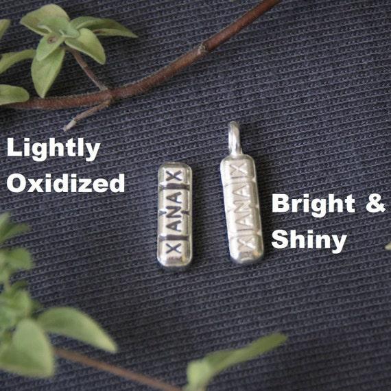 Xanax anklet ankle bracelet-pharmacy tech-medical school-graduation-sterling silver-pill jewelry-pharmacy technician-pharmacy school