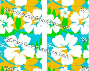 c206c2368509 Hawaii Lei Cheer Bow Graphics Print at Home Sublimation Strips Download