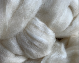 BFL / Kid Mohair Combed Top 4oz