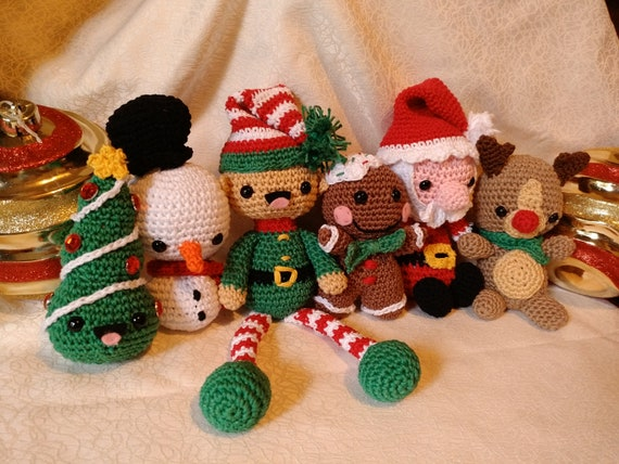 Amigurumi Santa Claus free pattern | The Sun and the Turtle | 428x570