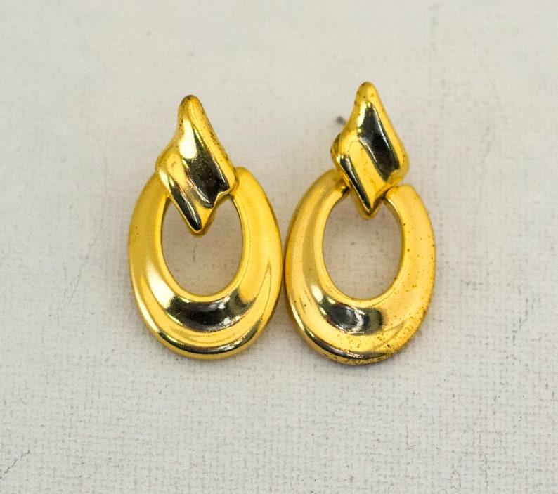 Gift for her Avon Earrings Ear Ring Ear Rings Avon Convertible Earrings Minimal Earrings Minimalistic Earrings Vintage Earrings