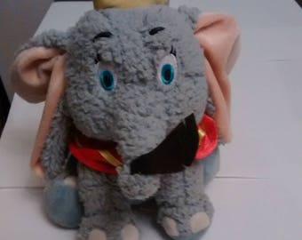 Vintage Disneys Dumbo Stuffed Animal