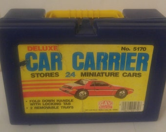 Deluxe Car Carrier No.5170 Gay Toys Inc 80's