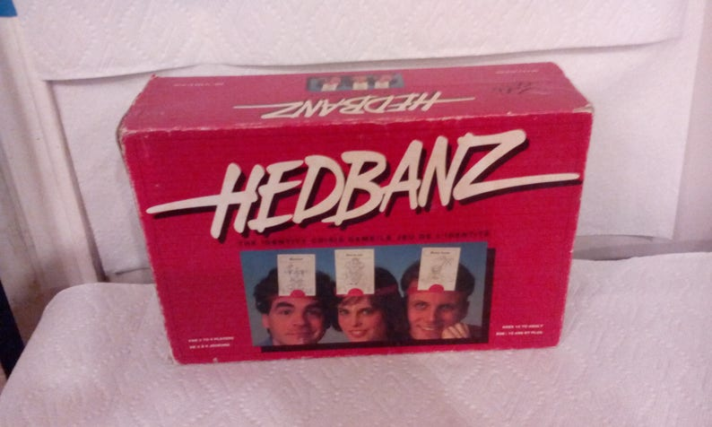 HEDBANZ Identity Crisis Game Spiele