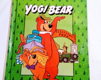 Yogi Bear (Hanna Barbera Family Favorites) Hardcover – November 1, 1990