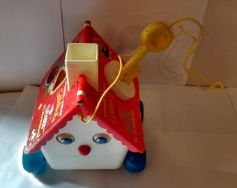 1967 fisher price pull toy
