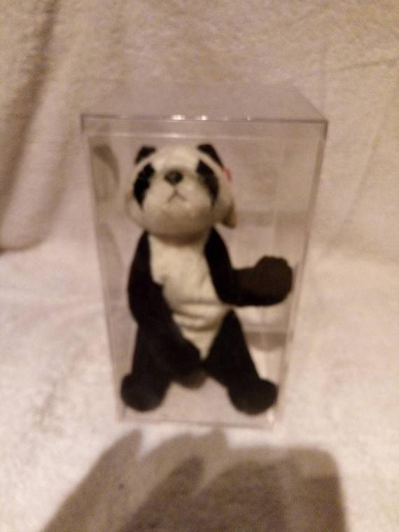 Ty Beanie Baby China MWMT Panda Bear New W  Tags Mint  424c4aaab4d